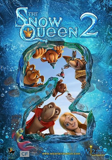 The Snow Queen 2 FRENCH DVDRIP 2015