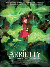 Arrietty le petit monde des chapardeurs FRENCH DVDRIP 2011