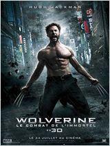 Wolverine : le combat de l'immortel (The Wolverine) FRENCH BluRay 720p 2013