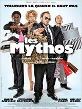 Les Mythos FRENCH DVDRIP 1CD 2011