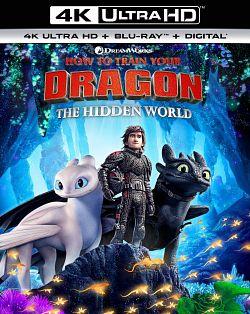 Dragons 3 : Le monde caché MULTi ULTRA HD x265 2018