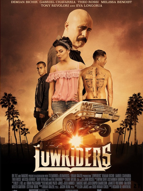 Lowriders FRENCH WEBRIP 2017