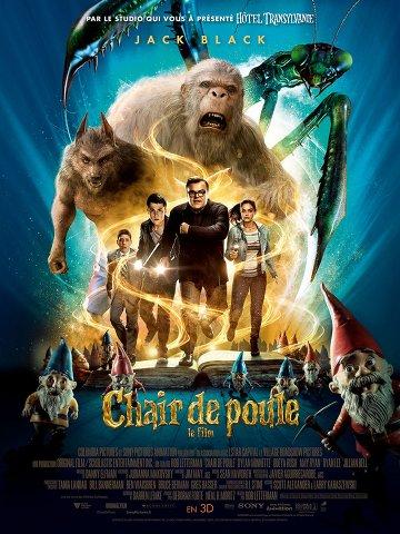 Chair de Poule - Le film VOSTFR DVDSCR 2016