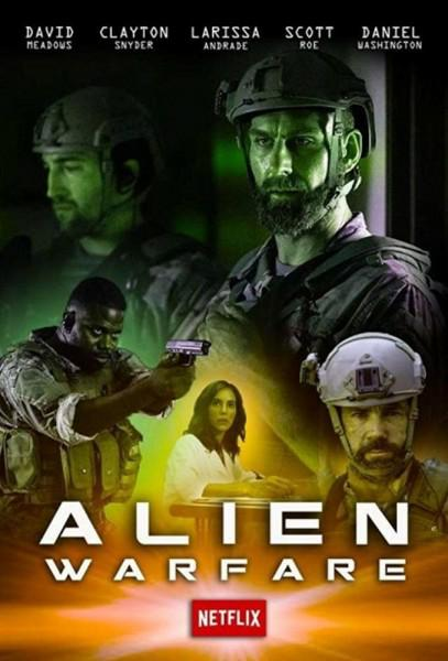 Alien Warfare FRENCH WEBRIP 2019