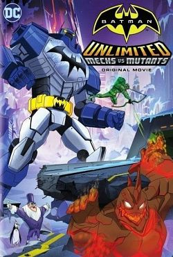 Batman Unlimited: Mechs vs. Mutants FRENCH WEBRIP 2016