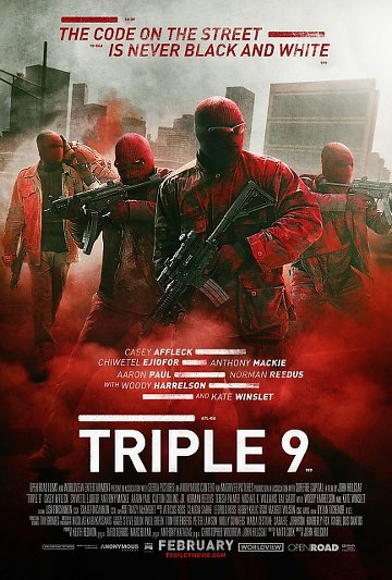 Triple 9 VOSTFR WEBRIP 720p 2016