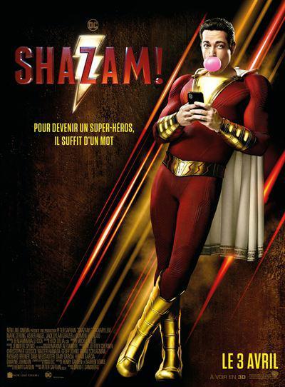 Shazam! TRUEFRENCH DVDSCR 2019