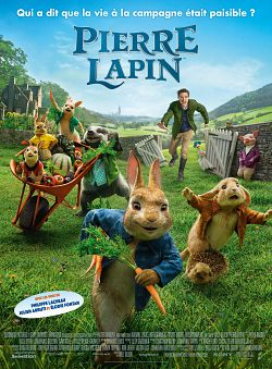 Pierre Lapin FRENCH BluRay 720p 2018