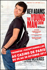 Kev Adams - The young man show FRENCH DVDRIP 2011