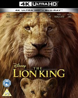 Le Roi Lion MULTi ULTRA HD x265 2019