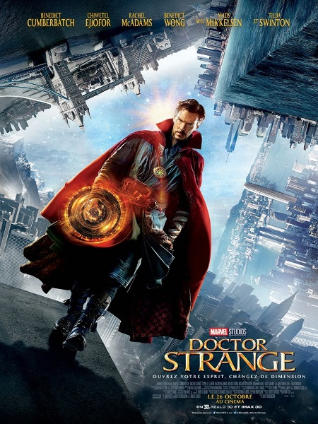 Doctor Strange VOSTFR WEBRIP 1080p 2017
