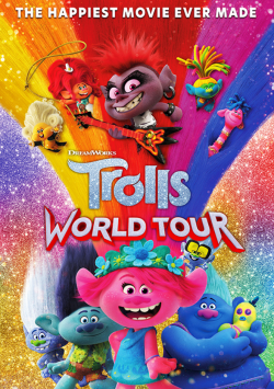 Les Trolls 2 Tournée mondiale FRENCH BluRay 720p 2020