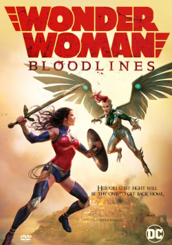 Wonder Woman: Bloodlines FRENCH DVDRIP 2019