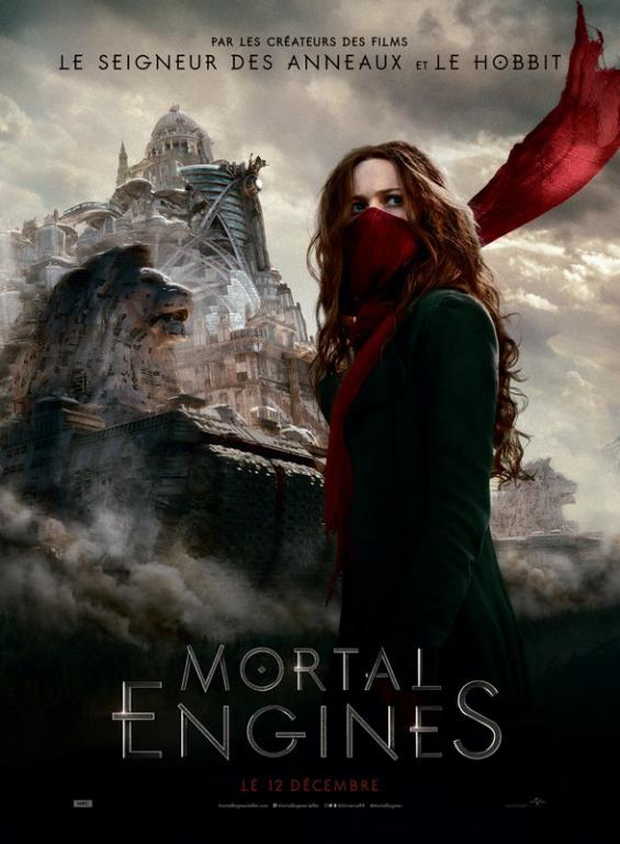 Mortal Engines TRUEFRENCH TS MD 2018