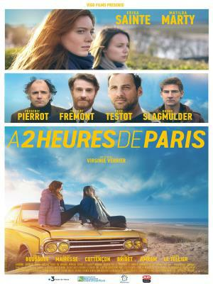 A 2 heures de Paris FRENCH WEB-DL 1080p 2019
