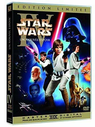 Star Wars : Episode IV - Un nouvel espoir TRUEFRENCH HDlight 1080p 1977