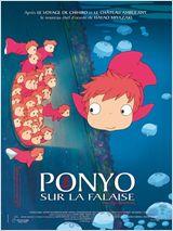 Ponyo sur la falaise DVDRIP FRENCH 2009