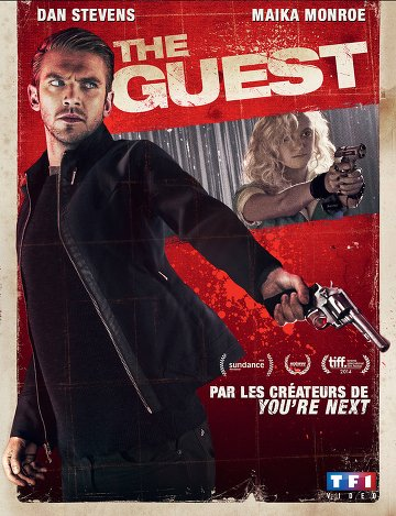 The Guest FRENCH DVDRIP x264 2015