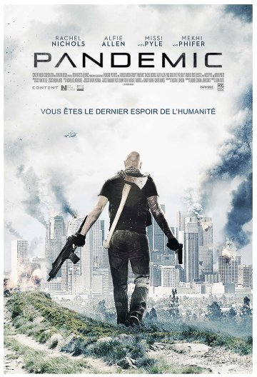 Pandemic FRENCH DVDRIP x264 2016