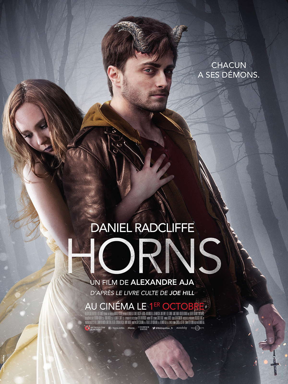 Horns TRUEFRENCH DVDRIP 2014