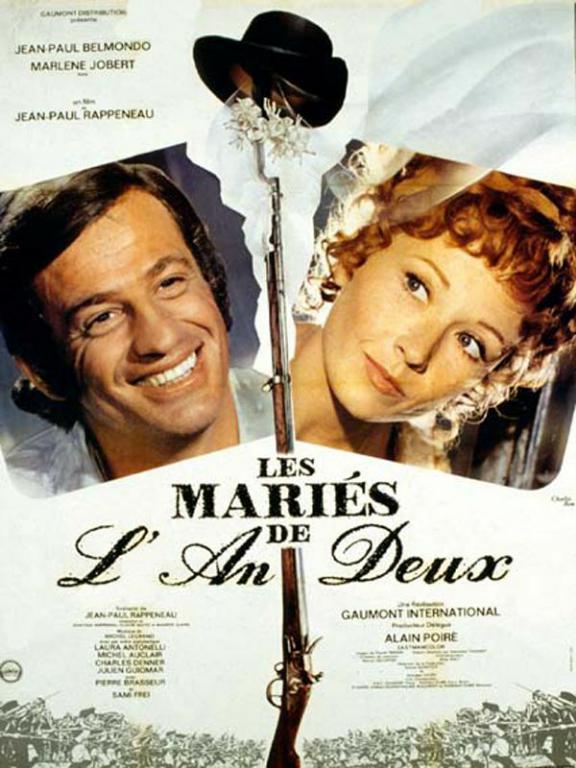 Les mariés de l'an deux FRENCH DVDRiP 1971