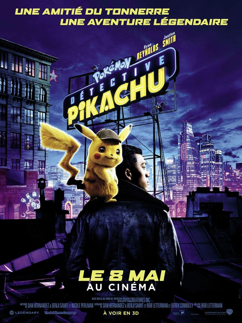 Pokémon Détective Pikachu FRENCH BluRay 720p 2019