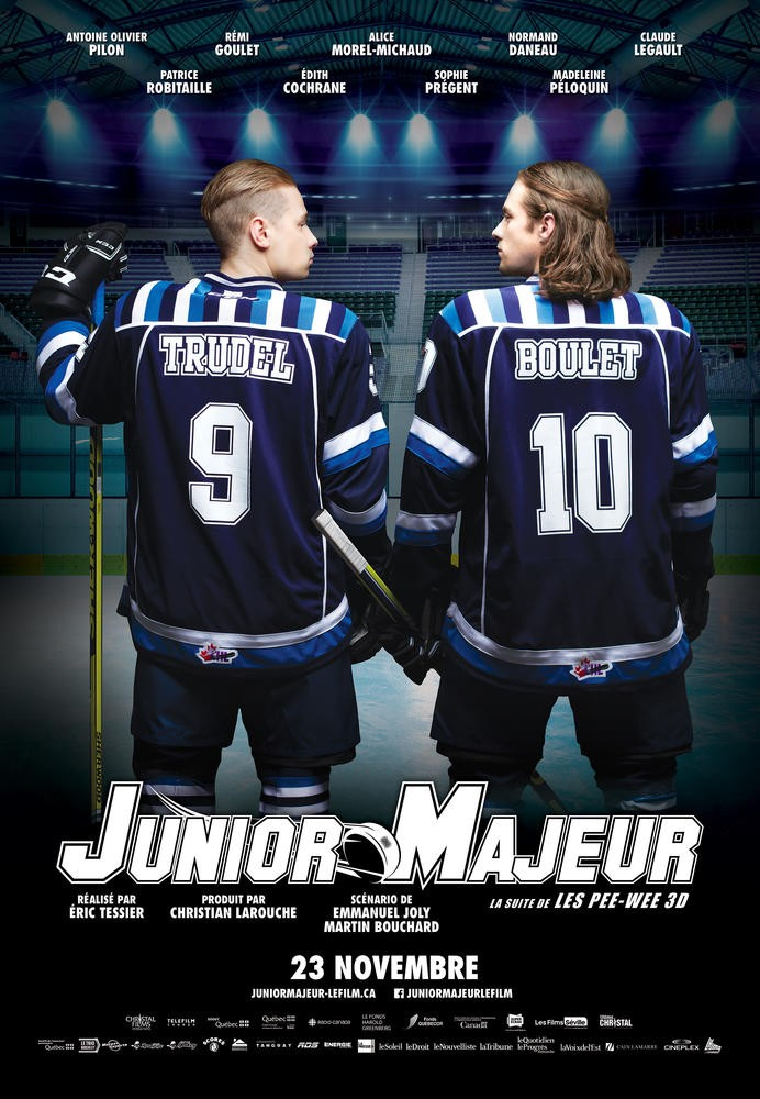 Junior Majeur FRENCH DVDRIP 2018