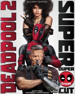 Deadpool 2 VOSTFR DVDRIP 2018