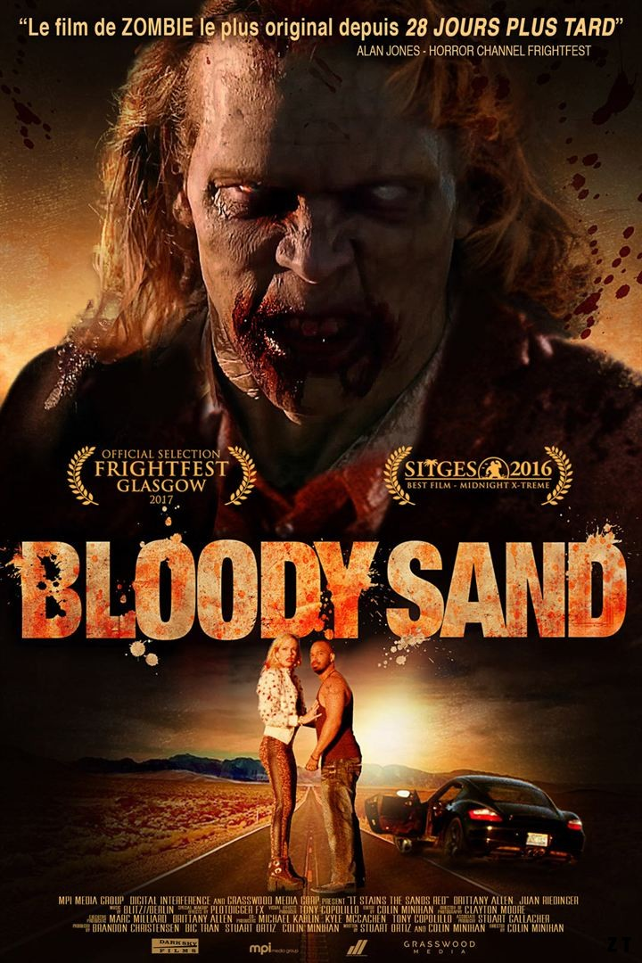 Bloody Sand FRENCH DVDRIP 2017