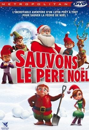 Sauvons le Père Noël FRENCH DVDRIP 2014