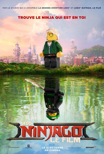 Lego Ninjago, le film FRENCH BluRay 1080p 2017