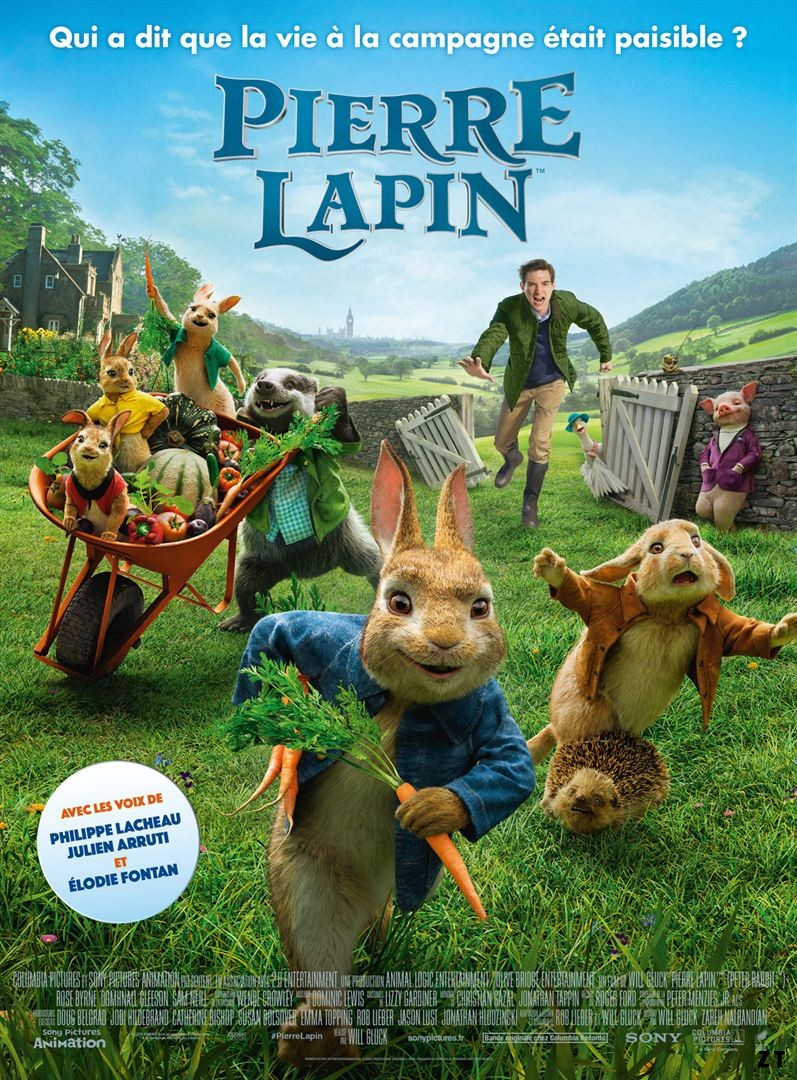 Pierre Lapin PROPER FRENCH DVDRIP 2018