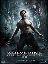 Wolverine : le combat de l'immortel (The Wolverine) FRENCH BluRay 1080p 2013