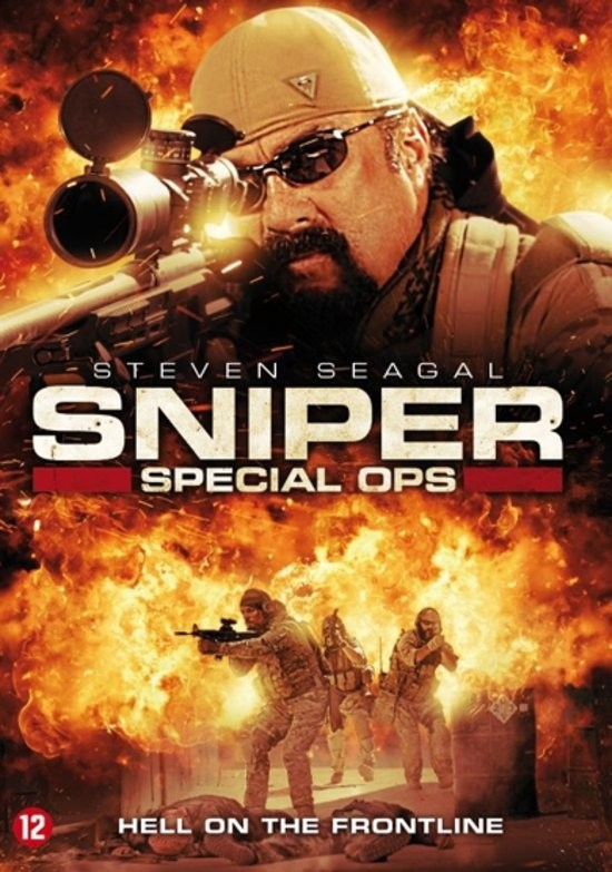 Sniper: Special Ops FRENCH DVDRIP 2017