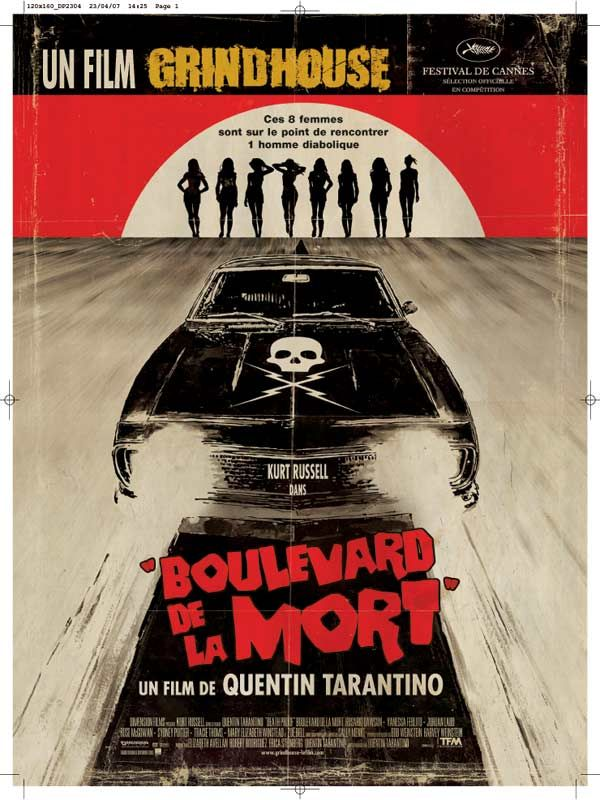 Boulevard de la mort - un film Grindhouse FRENCH HDLight 1080p 2007