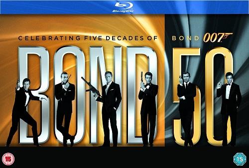 Intégrale James Bond FRENCH HDlight 1080p