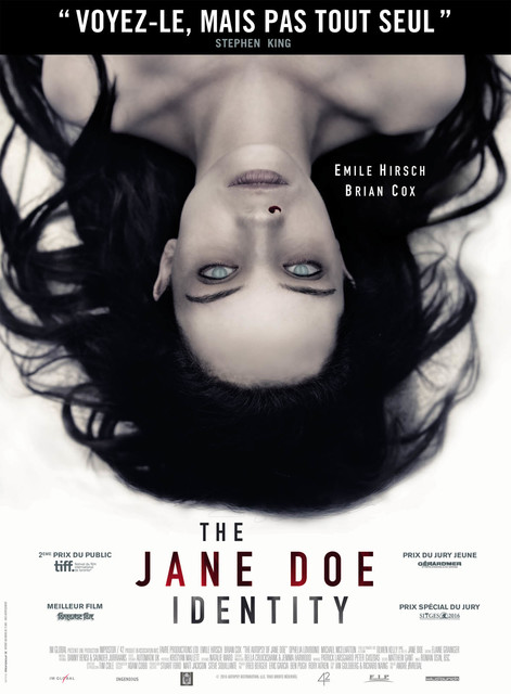 The Jane Doe Identity FRENCH DVDRIP 2017