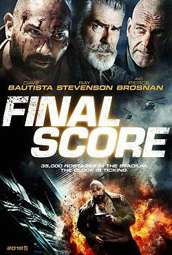Final Score FRENCH DVDRIP 2018