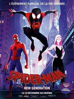 Spider-Man : New Generation TRUEFRENCH HDlight 1080p 2018
