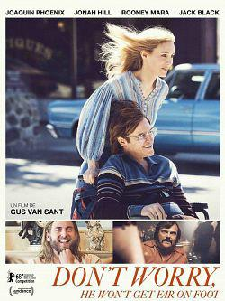 Don't Worry, He Won't Get Far On Foot FRENCH DVDRIP 2018