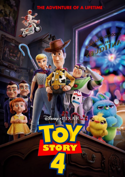 Toy Story 4 FRENCH BluRay 720p 2019