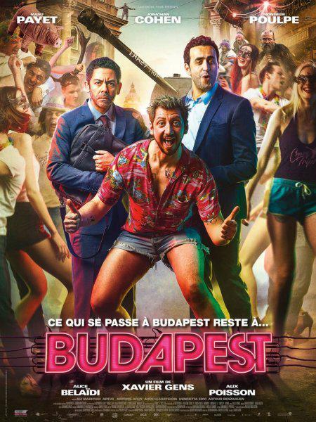 Budapest FRENCH WEBRIP 2018