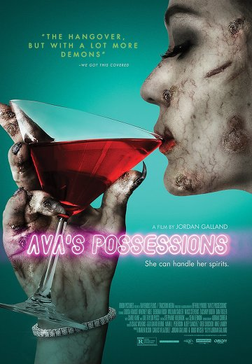 Ava's Possessions FRENCH DVDRIP 2016