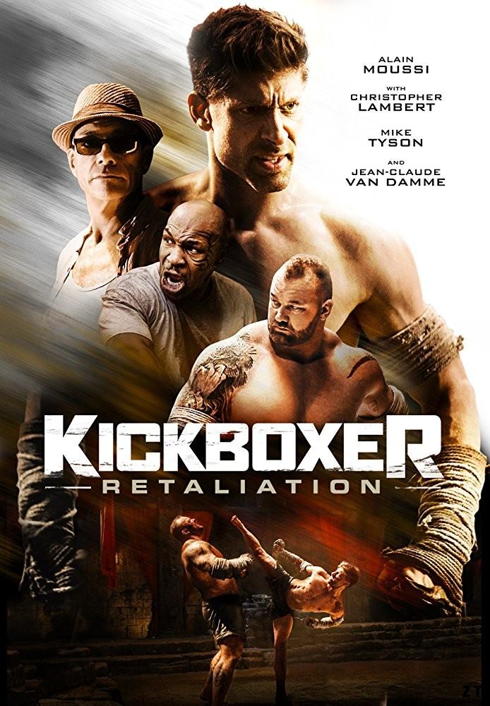 Kickboxer: Retaliation VOSTFR WEBRIP 1080p 2018