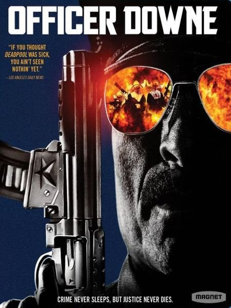 Officer Downe FRENCH WEBRIP 2017