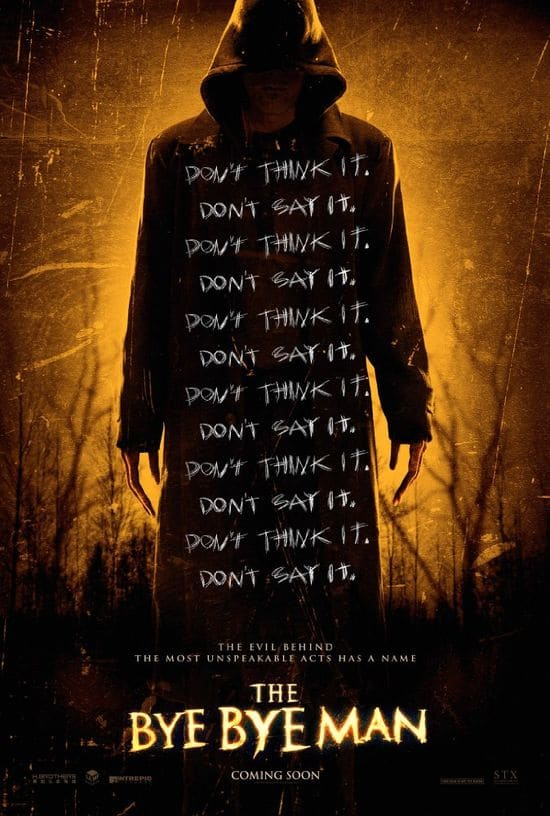 The Bye Bye Man FRENCH DVDRIP 2017