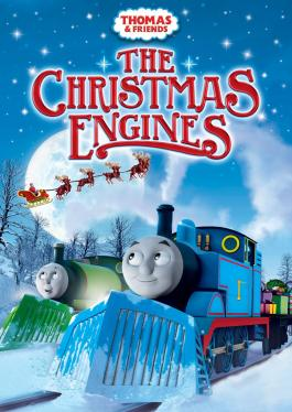 Thomas & Friends : The Christmas Engines FRENCH DVDRIP 2014