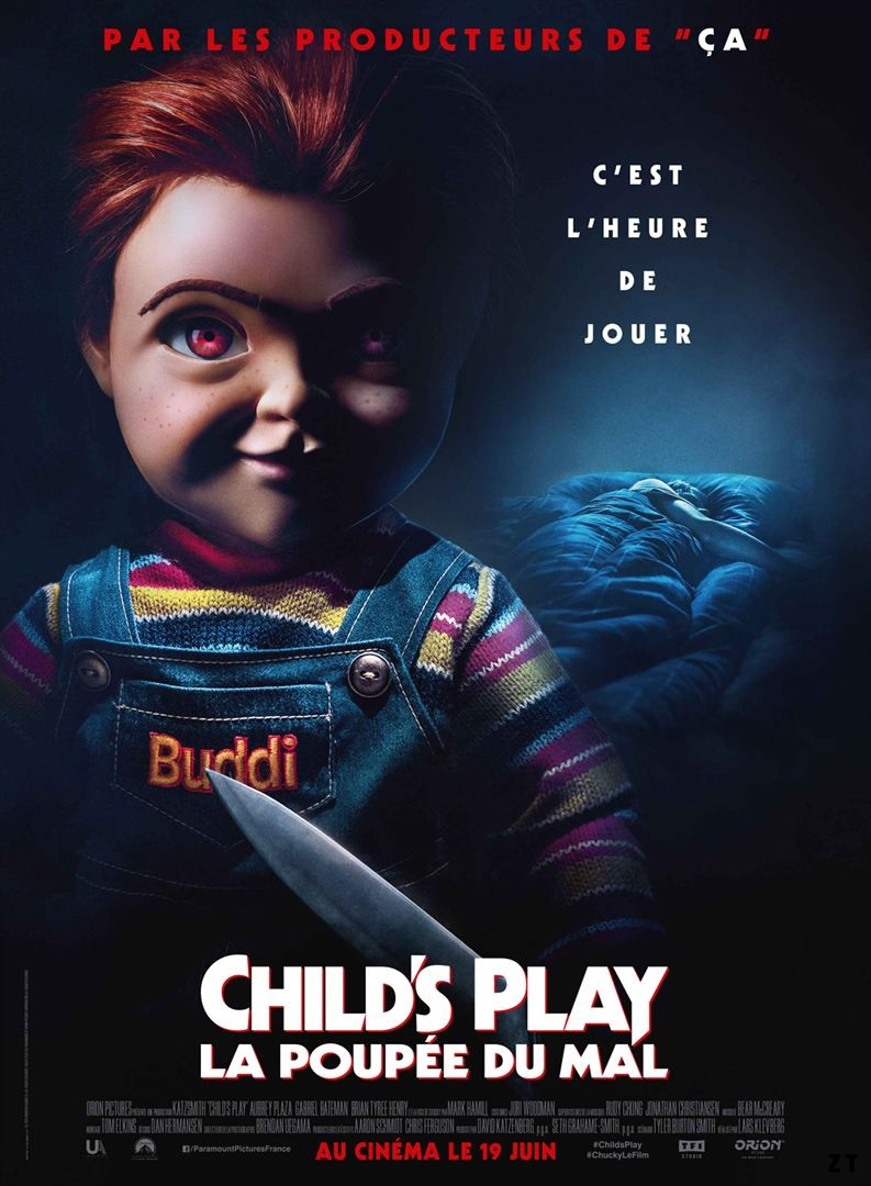 Child's Play : La poupée du mal FRENCH WEBRIP 2019