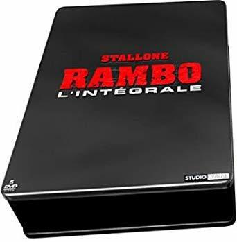 Rambo (Integrale) FRENCH HDlight 720p 1982-2008