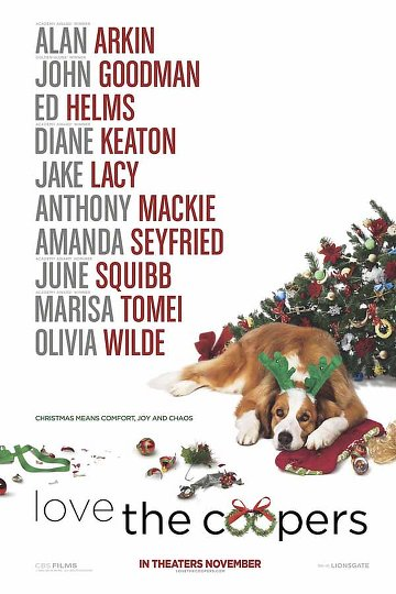 Love The Coopers FRENCH DVDRIP 2016